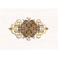 Декор AXIMA Монте-Карло D 25х35