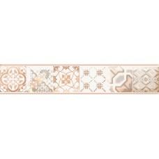 Бордюр AXIMA Равенна коричневая G 6x30
