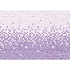Плитка AXIMA Виола голубая 28х40 Настенная