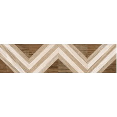 Керамогранит AXIMA Marseille коричневый узор 15x60