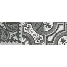 Керамогранит AXIMA Vienna серый декор 2 20х60