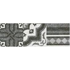 Керамогранит AXIMA Vienna серый декор 3 20х60